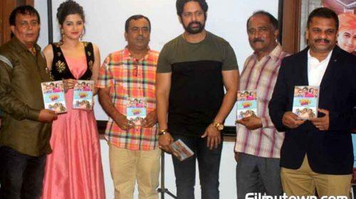 Ghadbad Jhaali music launch