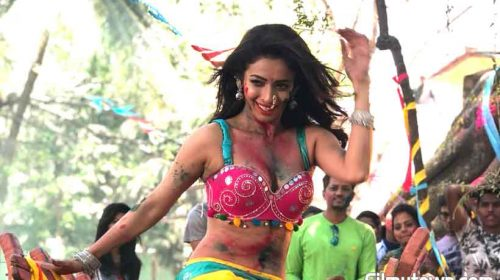 Heena Panchal's Kombada song