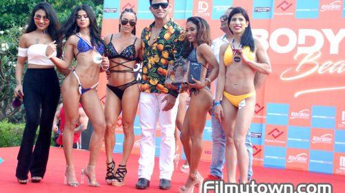 Sahil Khan's Beach Body Carnival