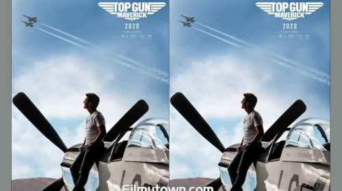Tom Cruise is back with TOP GUN: MAVERICK