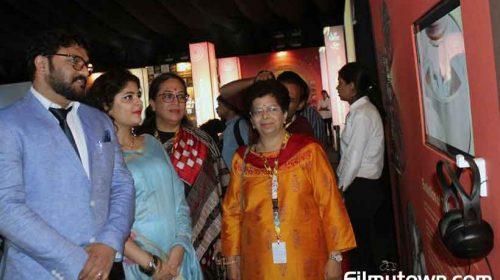 Babul Supriyo at IFFI 2019