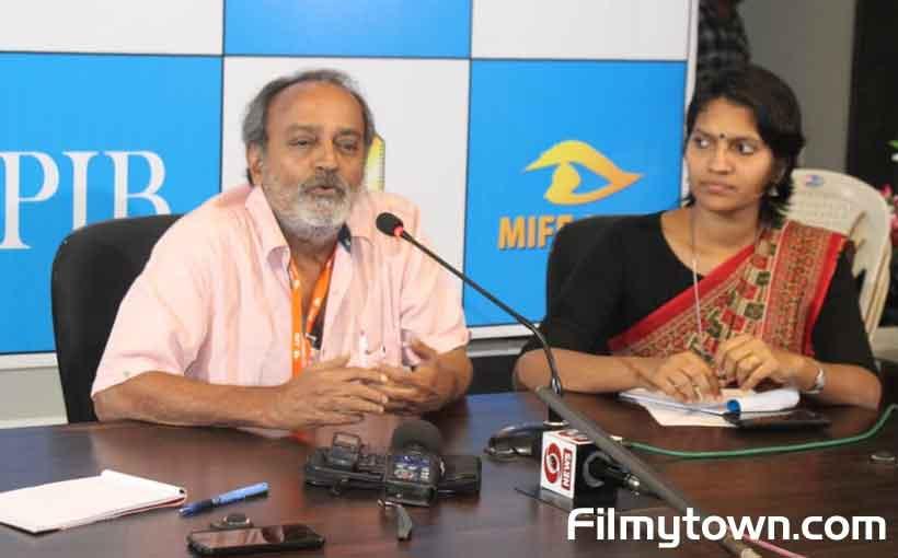 B Lenin Film Editor at MIFF 2020