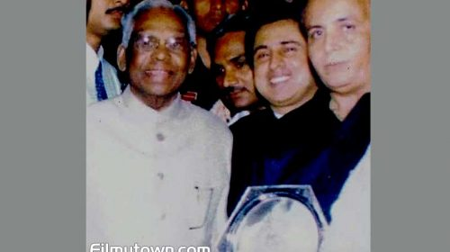 Raju Kariya felicitated