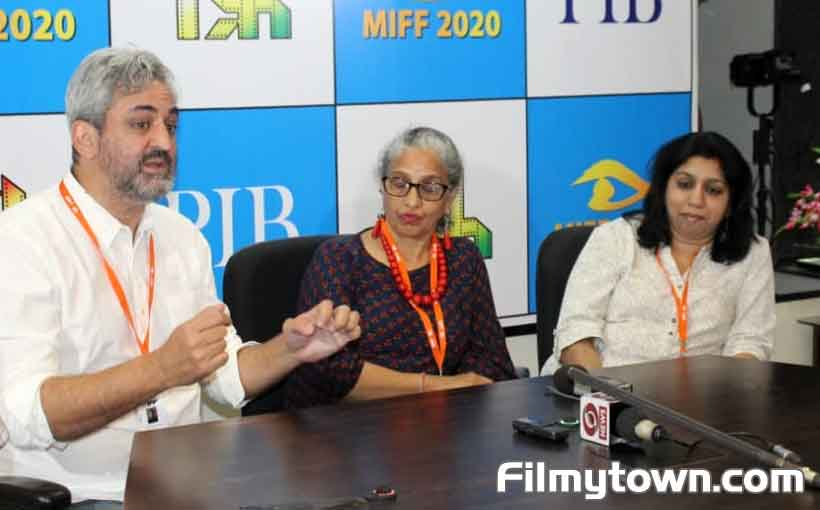 Documentary filmmakers at miff 2020