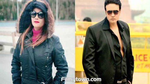 Udayyan and Divya Raathore