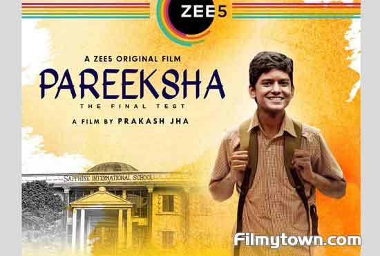 Pareeksha on ZEE5
