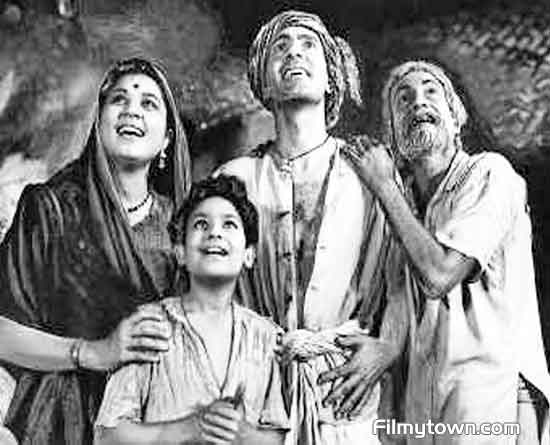 Do Bigha Zamin 1953 Bollywood retro movies
