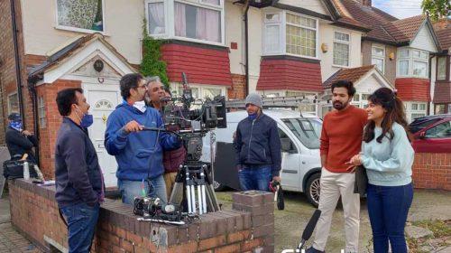 Prarthana Behere, Rinku Rajguru in UK for shooting Choomantar