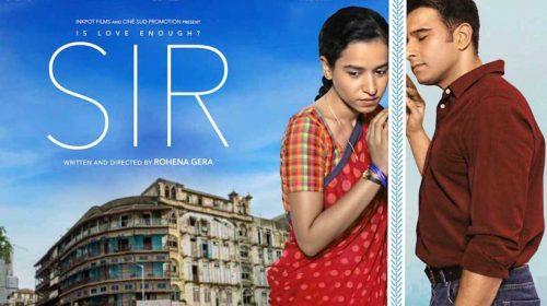 ICM Partners to promote Sir the movie