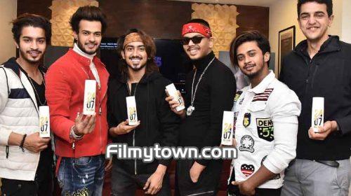 Adnaan Shaikh Launches 2407 Roar Deodorant