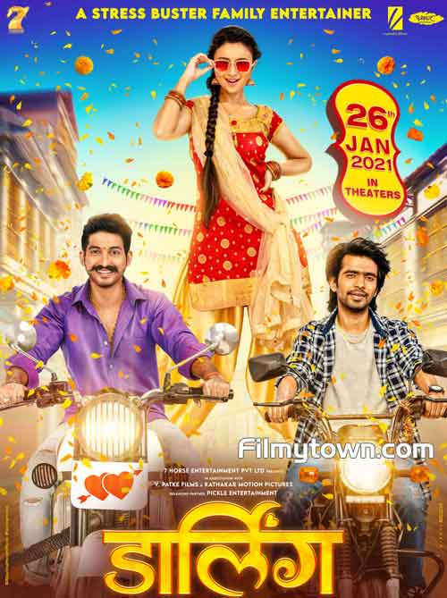 Darling - Marathi film releases in Jan 2021