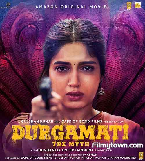Durgamati hindi movie review