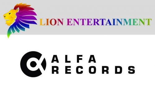 Lion entertainment logo