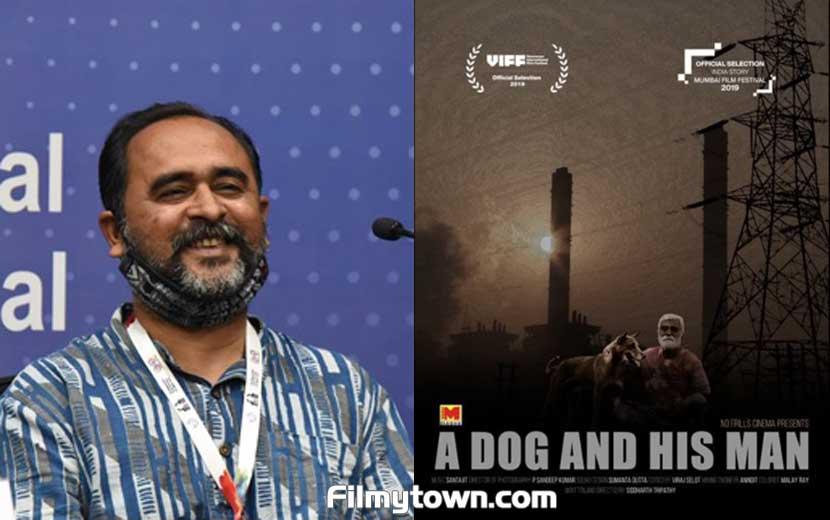 A Dog and His Man at IFFI 2021