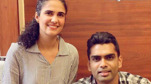 Anjali Kalachand, Sachin Shetty cofounders of A Petter Life