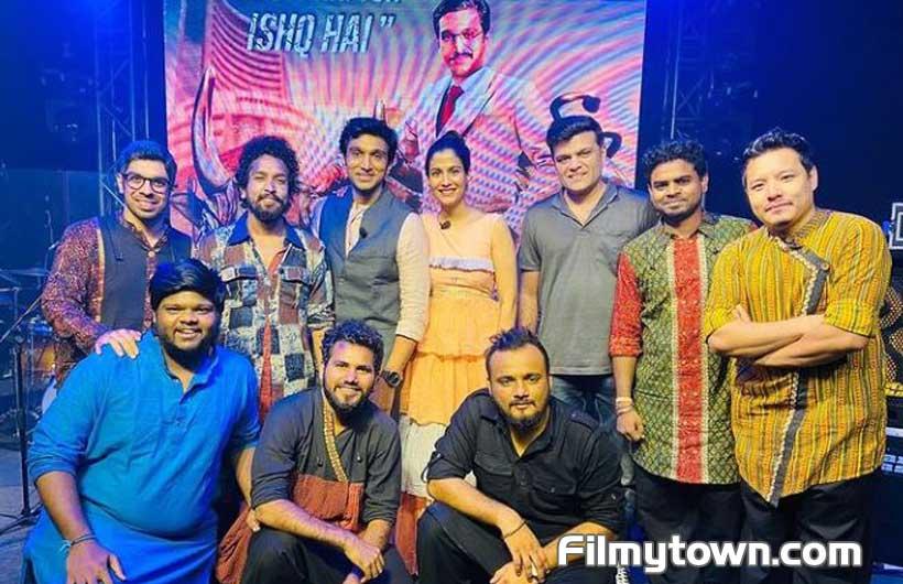 Kabir Cafe the Mumbai based band