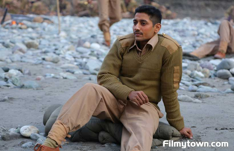 Akash Thosar in 1962 War in the hills