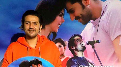 Romil Chaudhary at Bechainiyan music video launch