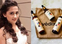 Vedix finds solution for Sanjeeda Sheikh's hair care problems