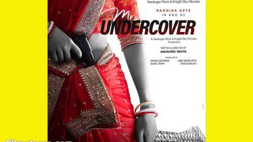 Radhika Apte's Mrs Undercover