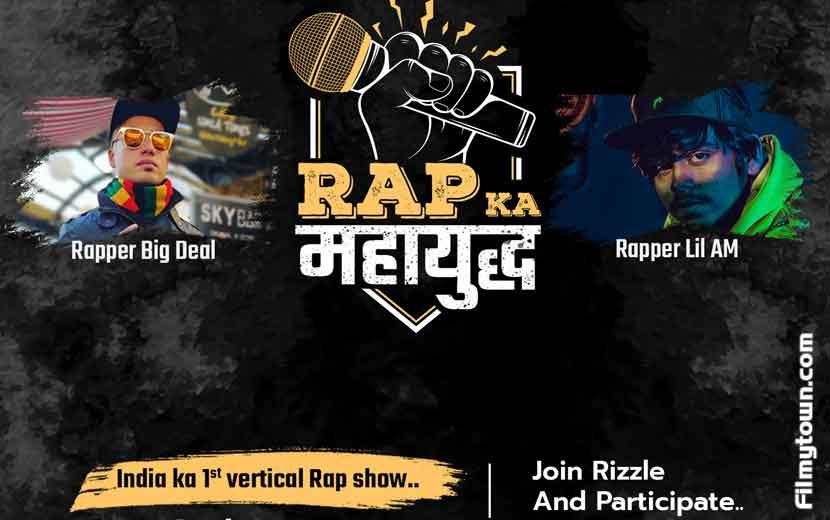 Rap Ka Mahayudh on Rizzle app