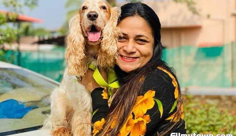 Utkarsha Naik loves birds and animals