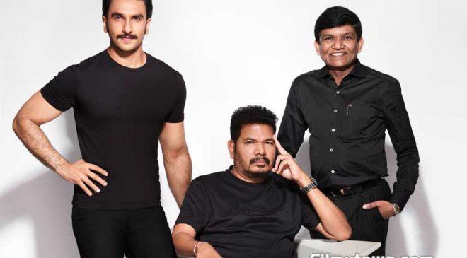 Ranveer Singh, director S Shankar collaborate for Hindi adaptation of Anniyan