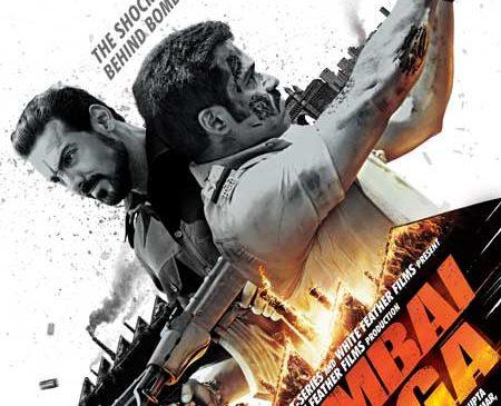 Mumbai Saga – movie review