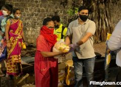 Visionary VARUN CHIBBER launches food distribution drive during the Pandemic's second wave