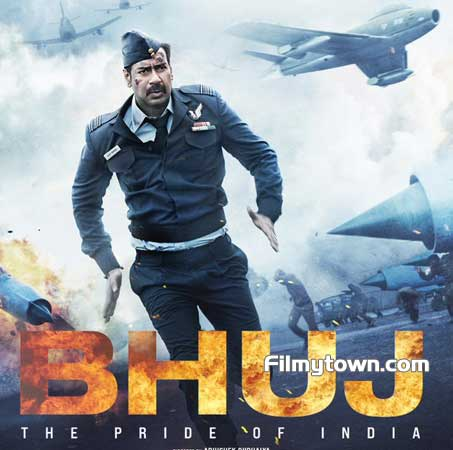 Bhuj The Pride of India movie review