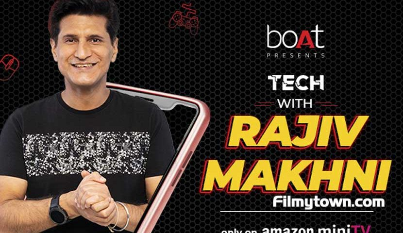 Tech with Rajiv Makhni