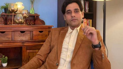 Actor Amit Jairath