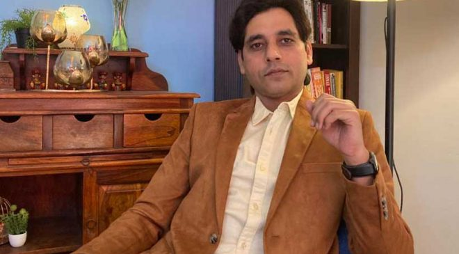 Acting has been an obsession and passion, for me it was never a job, says actor Amit Jairath