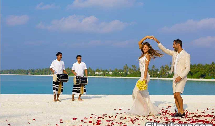 Kandima Maldives a wedding destination