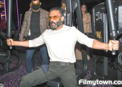 Suniel Shetty graces the grand launch of Nitrro Bespoke Fitness in Powai
